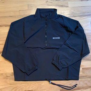 Fear of God Essentials Half-Zip Track Jacket